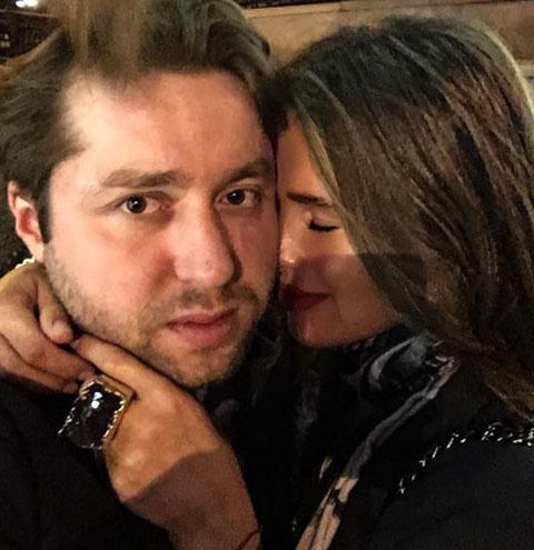 Алекса и ее возлюбленный