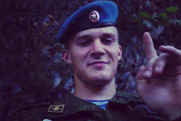Корней Макаров, подозреваемый в нападении на Стаса Думкина