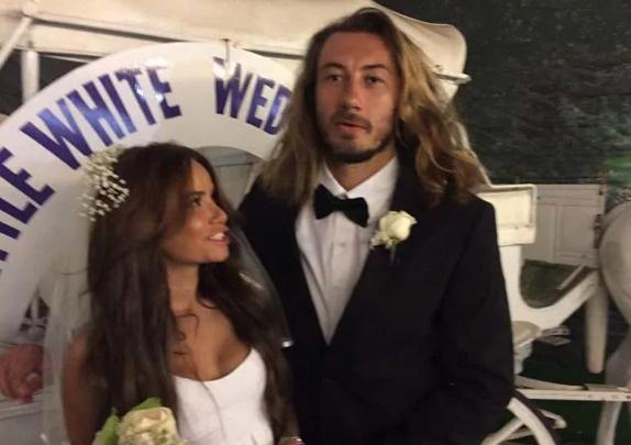 Айза и Дмитрий поженились пять лет назад