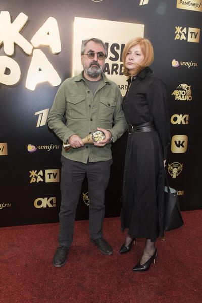 Александр и Ирина Толмацкие