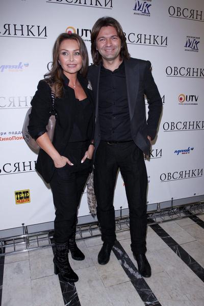 Дмитрий и его супруга женаты более 25 лет
