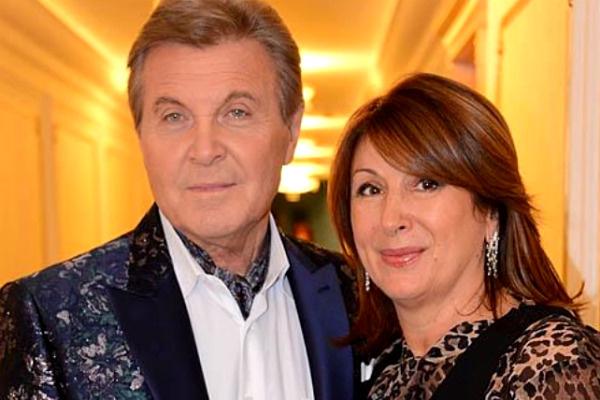 Лев Лещенко и Ирина Багудина
