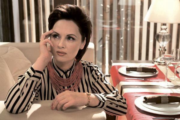 После расставания с мужем Елена купила просторную квартиру в Москве