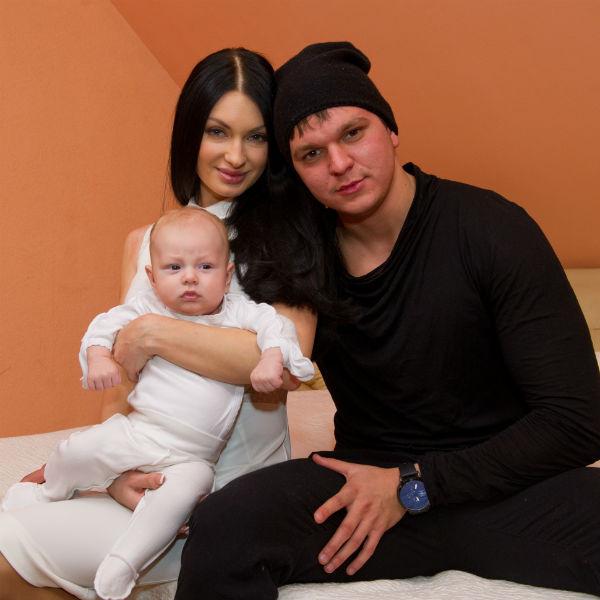 Антон Гусев и Евгения Феофилактова