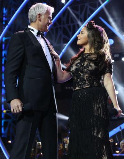 Александр Маршал и Наташа Королева