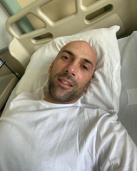 Евгений Папунаишвили экстренно госпитализирован: «Помню только адскую боль»