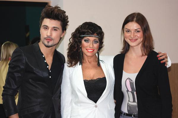 Ирина считает Дмитрия одним из самых талантливых артистов