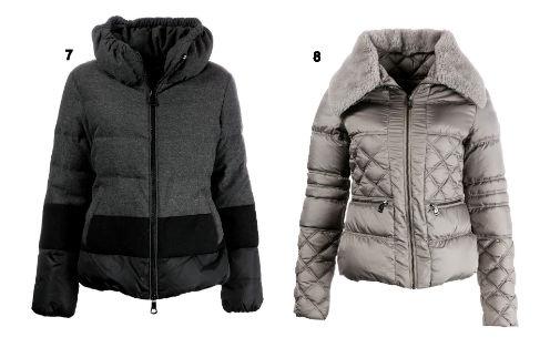 Куртка Motivi и куртка Tru Trussardi