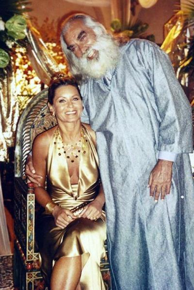 Перри Саллес и Вера Фишер вместе работали над сериалом «Клон»