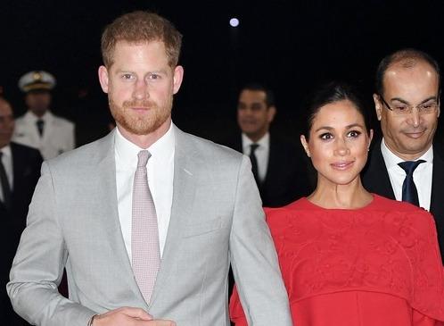 Меган Маркл и принц Гарри отказались позировать у входа в госпиталь после рождения малыша