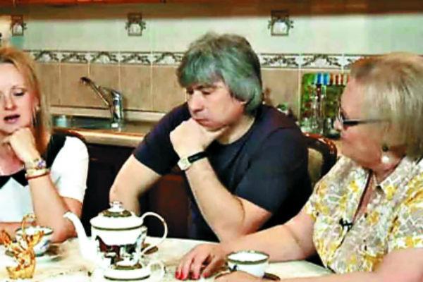 С Валерием Кузьминым певица прожила 19 лет