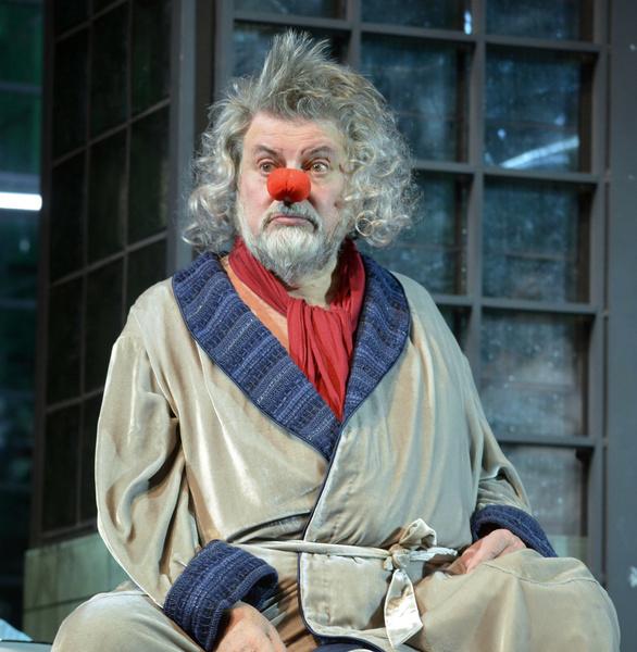 Ширвиндту предложили пост президента Театра Сатиры