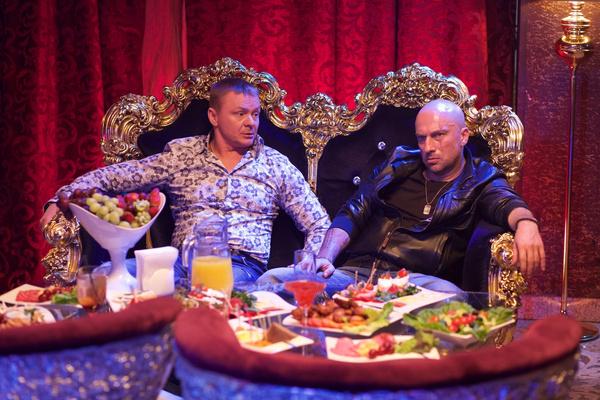 Владимир Сычев и Дмитрий Нагиев в «Физруке»