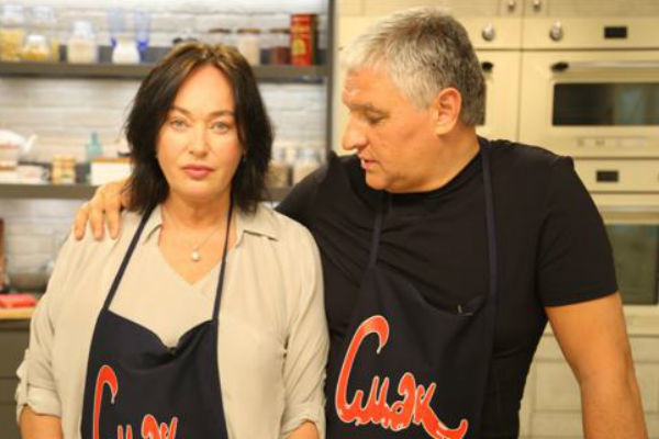 Лариса Гузеева и Игорь Бухаров несколько раз появлялись в телепередачах вместе