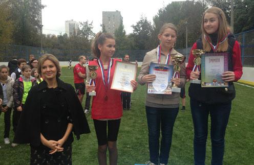 Депутат Мария Кожевникова помогла родной школе