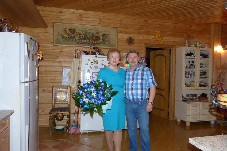 Супруги Николай и Марина Бандурины вместе больше 20 лет