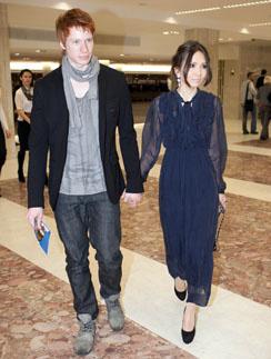 Никита Пресняков и Аида Калиева