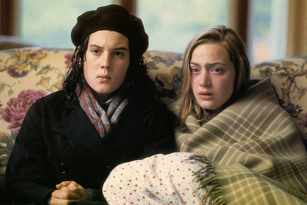 Winslet received her first portion of fame thanks to the painting