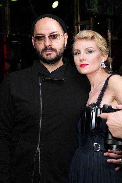 Кирилла поддерживали звезды сцены