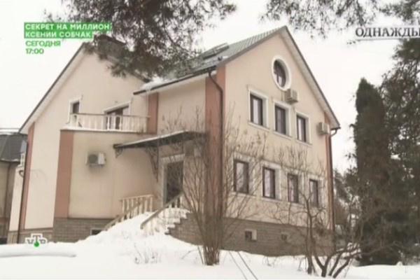 Дом, который арендует Илья Резник