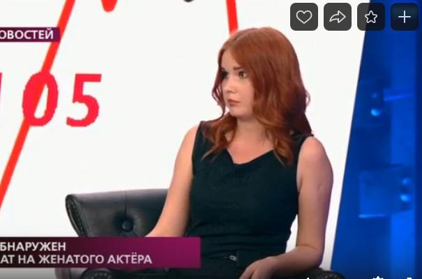 Анастасия Купцова уверяет, что изменяла мужу с его другом, актером Алексеем Лемаром