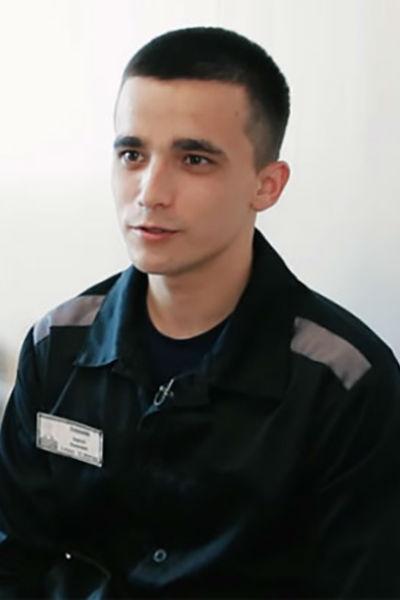 Сергей воспринимает свой тюремный срок, как испытание