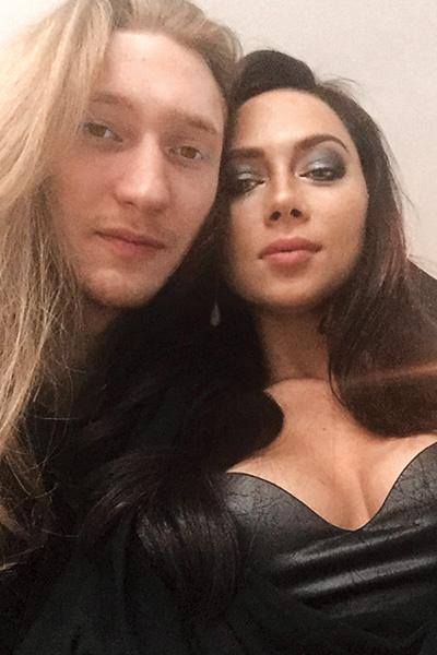 Настасья и Александр вместе уже два месяца