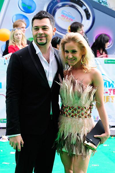 Алексей Чумаков и Юлия Ковальчук