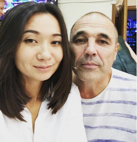 Ксения Ли и Дмитрий Соколов