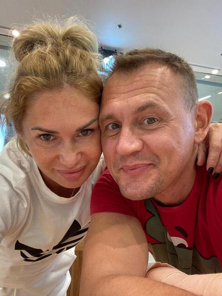 Степан и Ангелина ждут ребенка