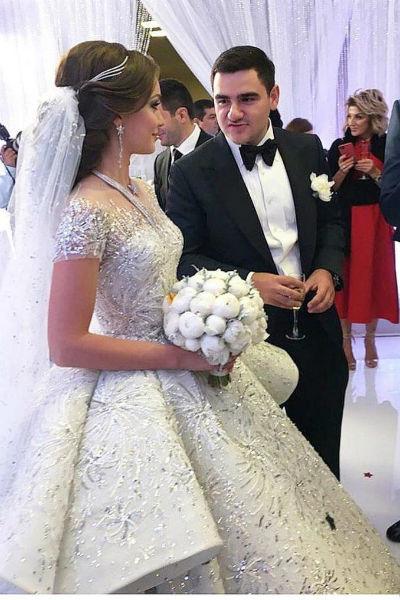 Лилит Маркосян и Карен Карапетян
