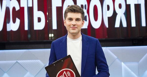Новые выпуски Дмитрий Борисов ведет в одиночестве