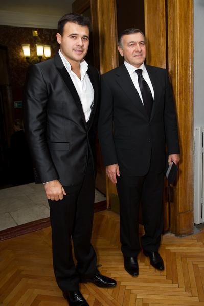 Араза Искандерович был против развода сына с дочерью президента Азербайджана