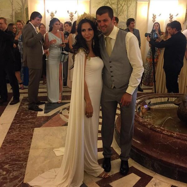 Спортсмены ждали своей свадьбы с прошлого года