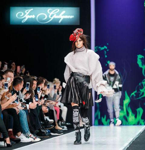 Московская неделя моды пользуется огромной популярностью