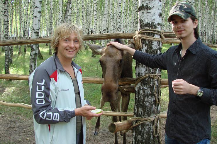 Сергей Безруков хорошо ладил с Андреем Ливановым