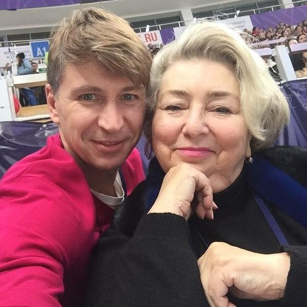 Татьяна Тарасова воспитала много звездных учеников, но Ягудина многие считают ее любимчиком