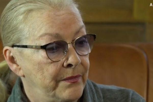 Барбара Брыльска так и не смогла найти общий язык с Валентиной Талызиной