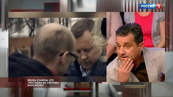 Отар Кушанашвили стал одним из гостей телешоу, посвященного ситуации, в которой оказалась певица