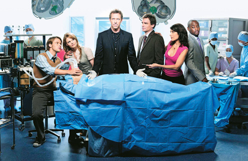 В 2013 году сериал о враче-диагносте Грегори Хаусе попал в Книгу рекордов Гиннесса как самый популярный у телезрителей