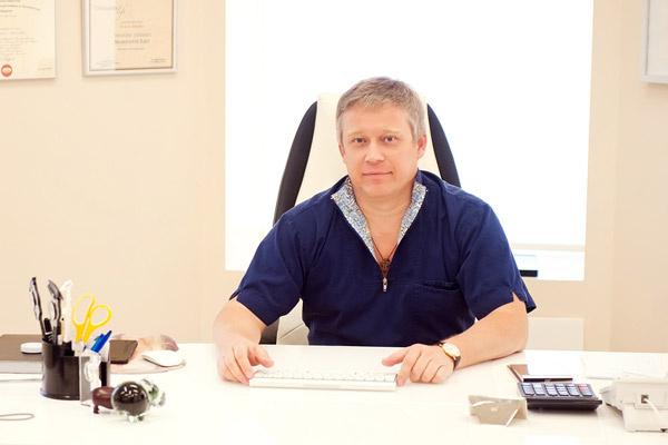 Пластический хирург Илья Сергеев