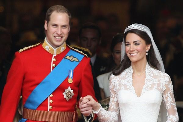Кейт Миддлтон и принц Уильям воспитывают троих детей