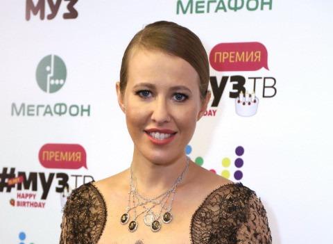 Ксения Собчак отдохнула в Париже с Константином Богомоловым