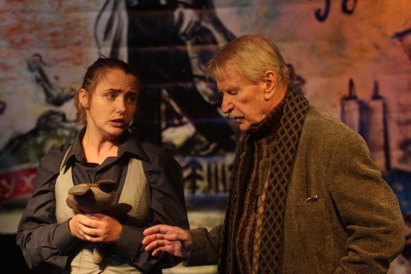 Иван и Наталья Краско играют следователей