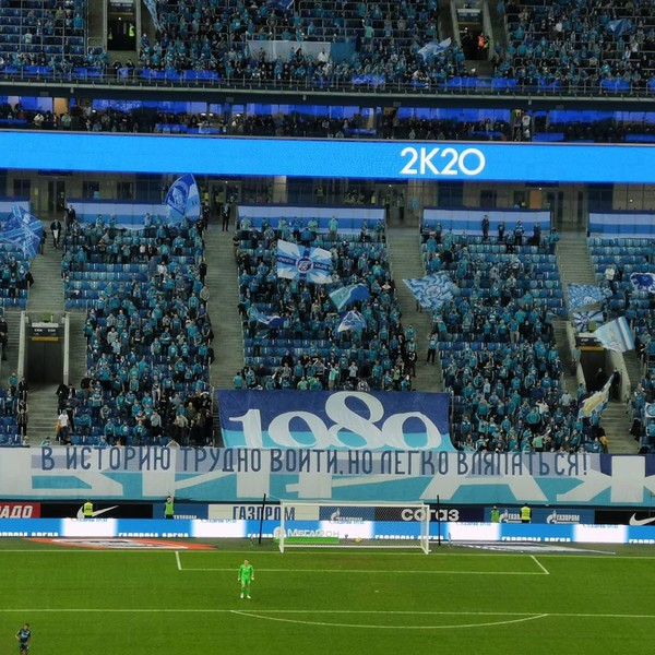 Артема Дзюбу освистали во время матча «Зенита» с «Краснодаром» — видео