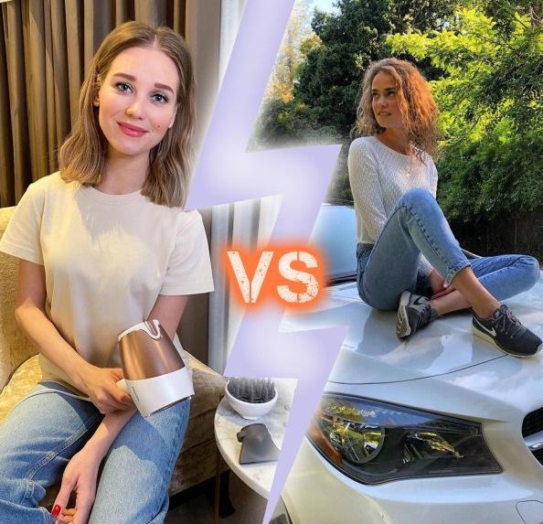 Актрисы предпочитают одинаковый стиль в одежде