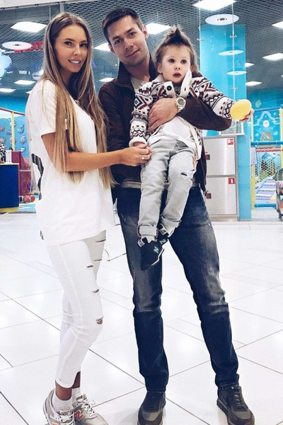 Наталья Горчакова подарила Стасу сына Петра