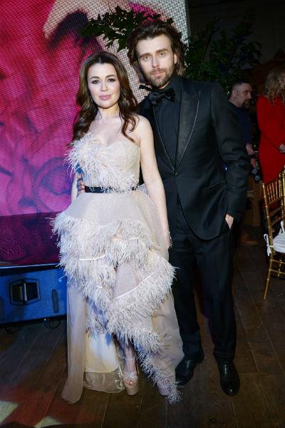 Анастасия Заворотнюк и Петр Чернышев женаты с 2008 года