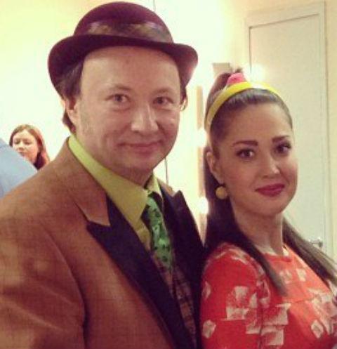 Юрия Гальцева застали в объятиях молодой актрисы