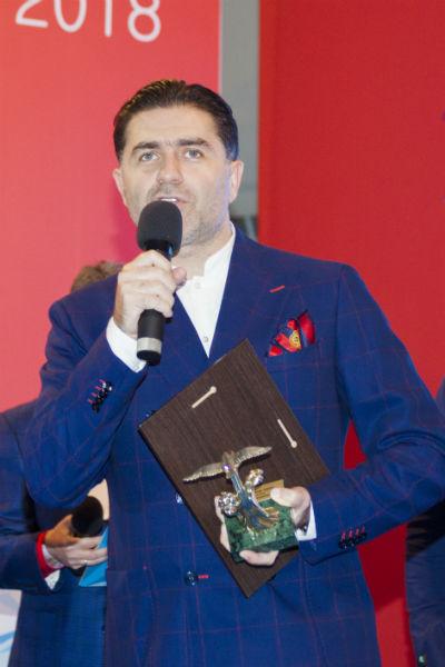 Артур Джанибекян считается одним из самых успешных бизнесменов России, работающих в сфере телевидения